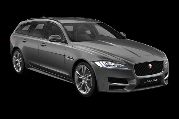 Jaguar XF Sportbrake Signature 2019