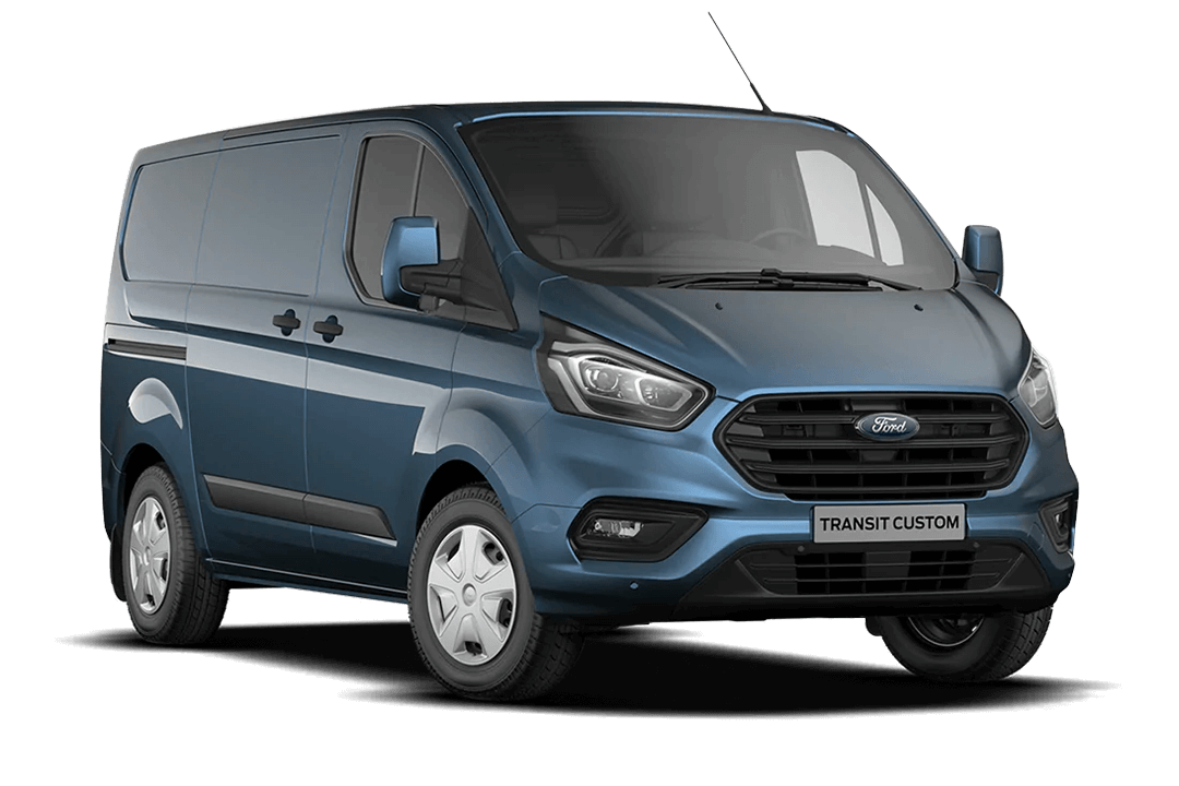 ford-transit-custom-skåp-blue-metallic