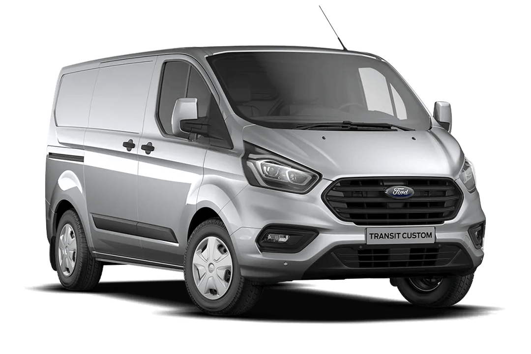 ford-transit-custom-skåp-moondust-silver-metallic