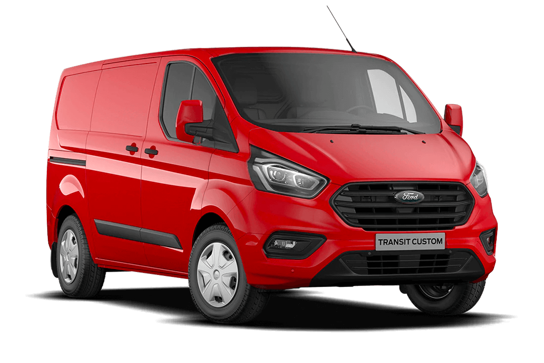 ford-transit-custom-skåp-race-red-solid