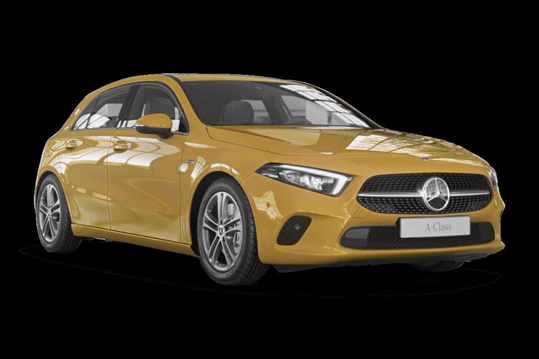 Mercedes-a250e-solgul