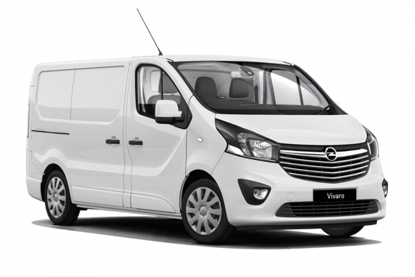 Opel Vivaro L2H1 Business 125 hk Bi-Turbo