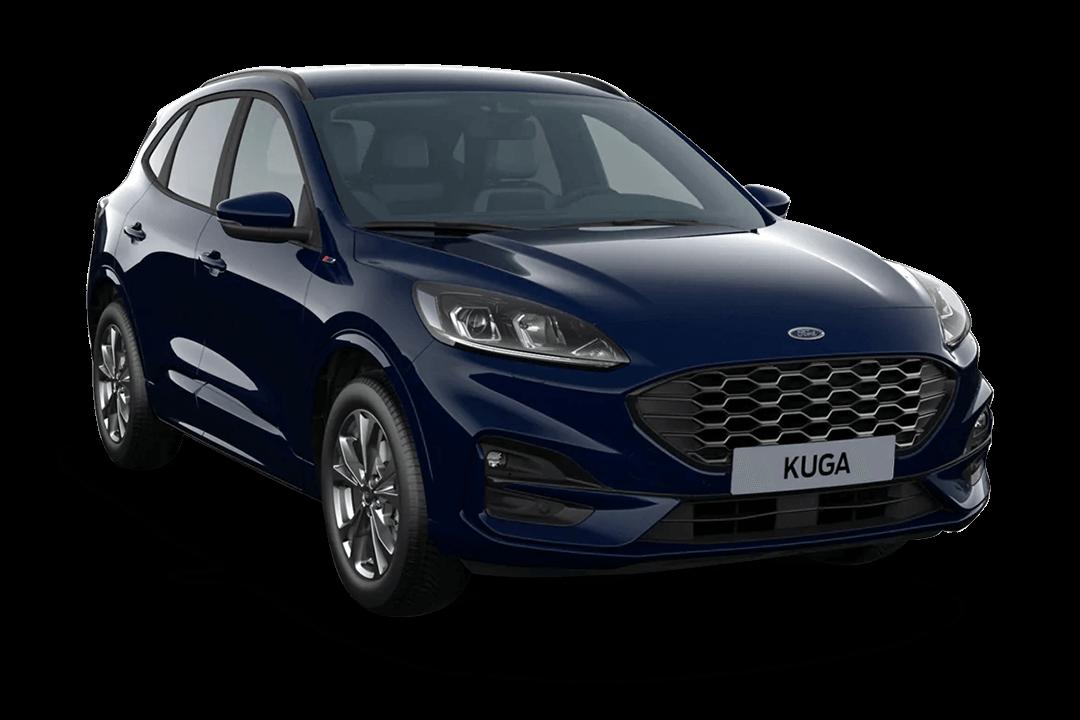 ford-kuga-st-line-hybrid-blazer-blue