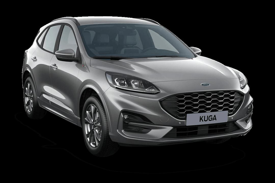 ford-kuga-st-line-hybrid-solar-silver