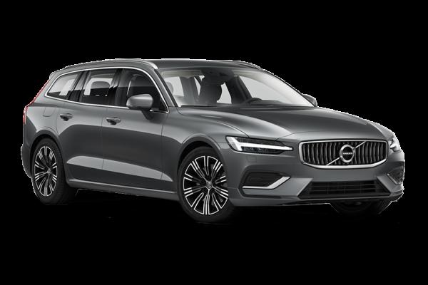 Volvo V60 Recharge