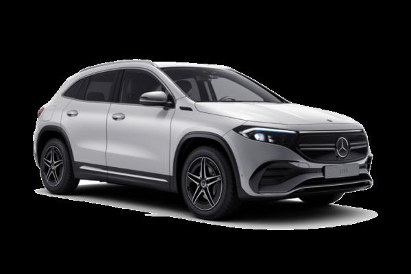 Mercedes EQA – 24 månader