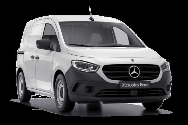 Nya Mercedes-Benz Citan