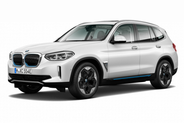 BMW iX3 Fleet Edition